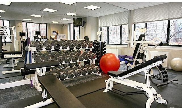 450 North End Avenue Fitness - NYC Rental Apartments