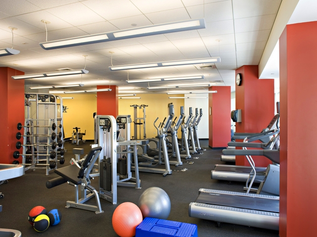 Fitness Center at Avalon Riverview North - Long Island City Rentals