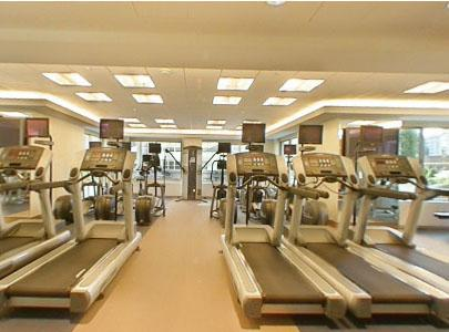 The Marc rental building Fitness Center - NYC Flats