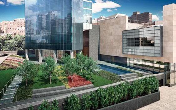 AIRE Garden – Manhattan Apartments for rent
