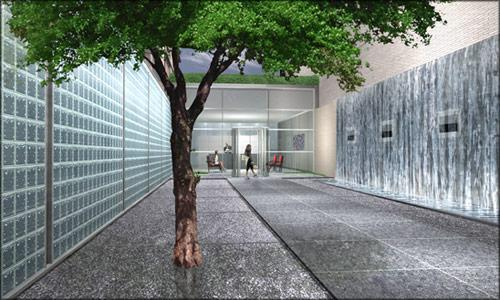 777 Sixth Avenue Garden Entry - Chelsea Rental Apartments