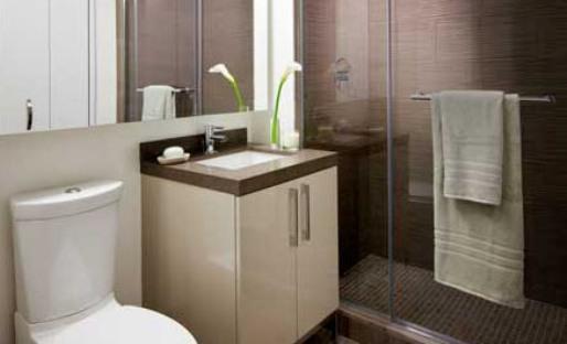 MiMA apartments guest bathroom