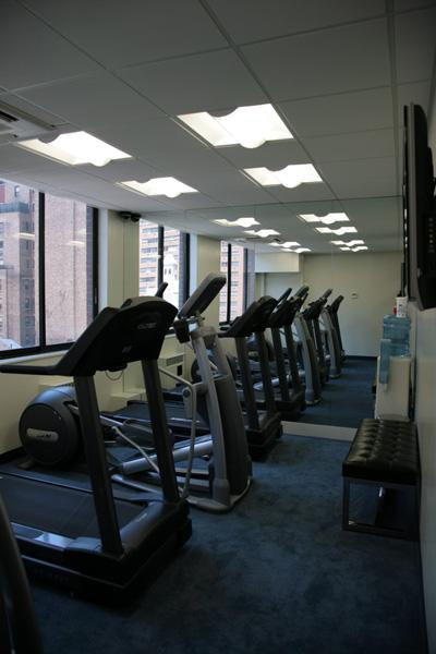 220 East 72nd Street Gym - NYC Rental Apartments