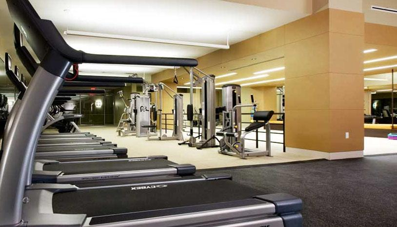 505 West 37th Street Gym - NYC Rental Apartments