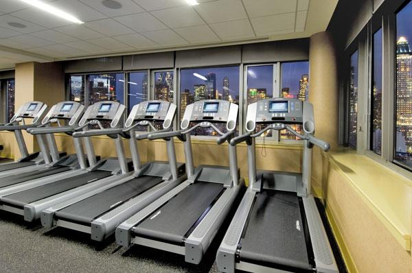 510 West 52nd Street Gym - NYC Rental Apartments