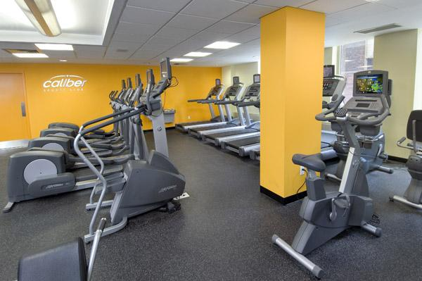 Avalon Midtown West  Gym - NYC Rental Apartments