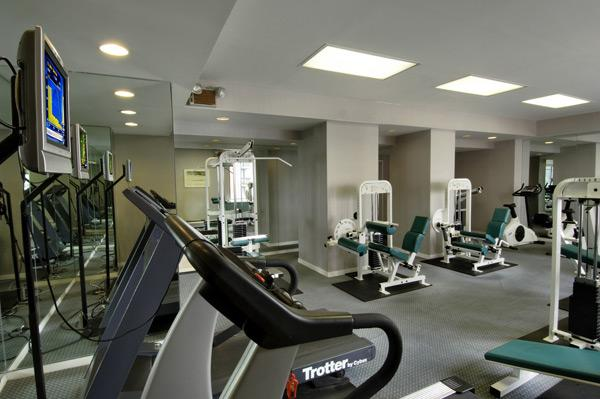 Murray Hill Tower Gym - NYC Rental Apartments