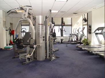 Symphony House rental building Gym - NYC Flats