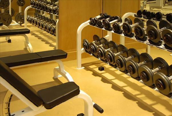 160 Riverside Boulevard Fitness Center – Manhattan Rental Apartments