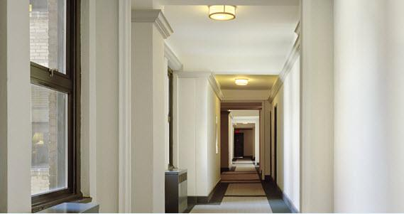The Croydon Hallway - Manhattan Apartments for rent