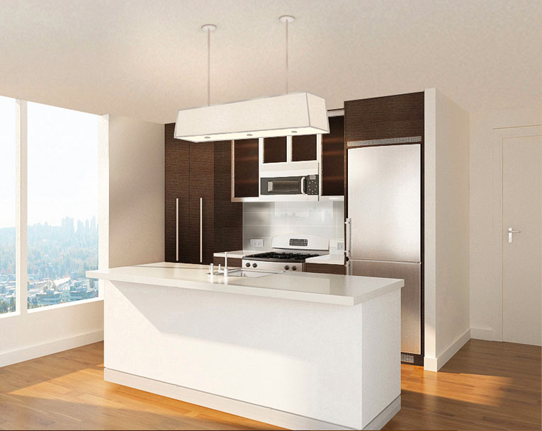 The KItchen Andres Escobar Green Building UWS