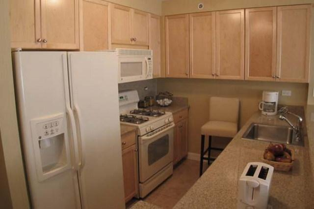 Hampton Court apartments for rent Kitchen