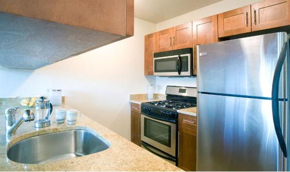 1481 Fifth Avenue Kitchen - Harlem Rental Apartments