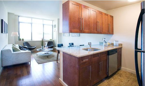 1481 Fifth Avenue Kitchen - Manhattan Apartments for rent