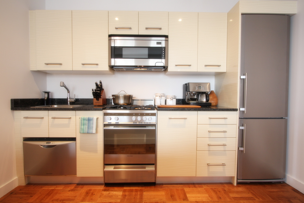 Kitchen of Rental Apartments at 20 Exchange Place