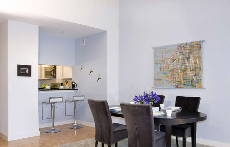 50 Murray Street apartments Dining Area