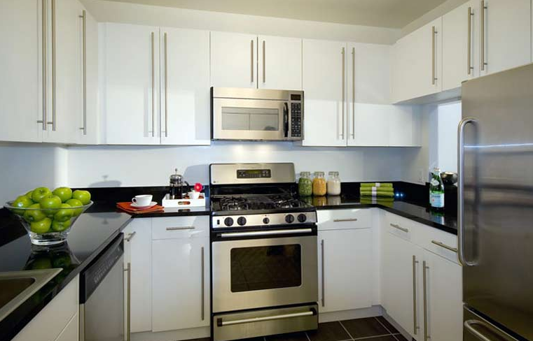 50 Murray Street apartments Kitchen