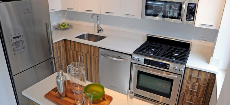 775 Columbus Avenue Kitchen - Manhattan Apartments for rent