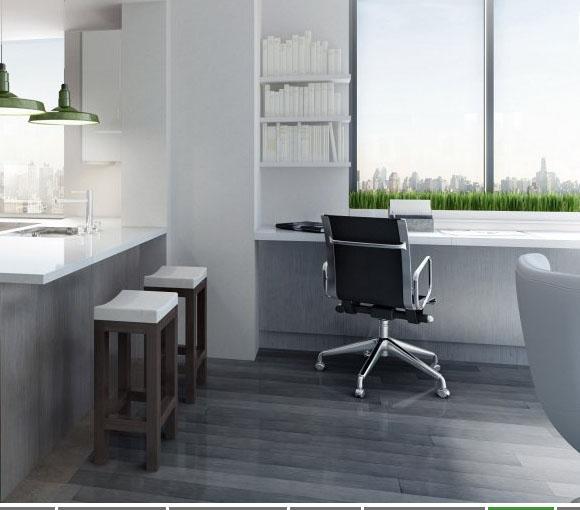 801 Amsterdam kitchen - Manhattan Apartments for rent