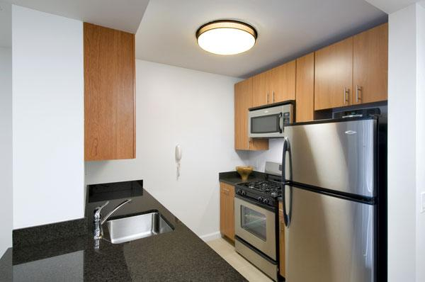 Avalon Clinton apartments Kitchen