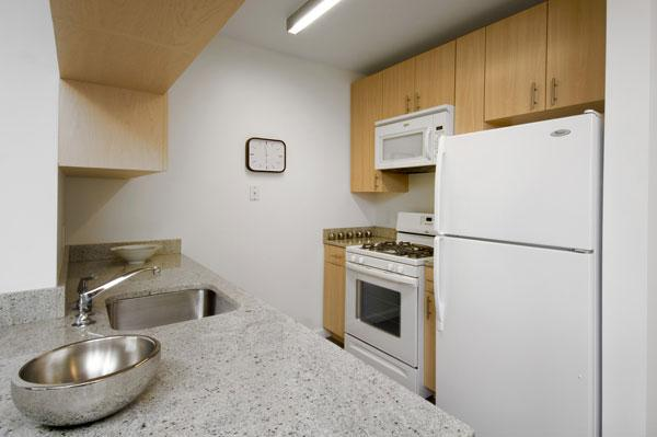 510 West 52nd street apartments for rent Kitchen
