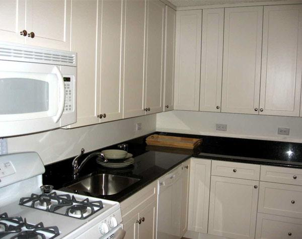 Gateway Plaza apartments Kitchen