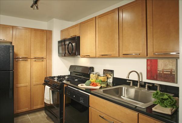 London House rental building Kitchen - NYC Flats
