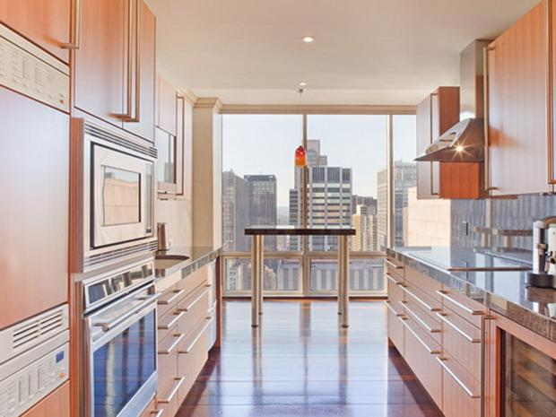 Rental Apartments at 641 Fifth Avenue Kitchen