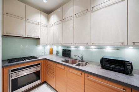 One Beacon Court rental apartments Kitchen