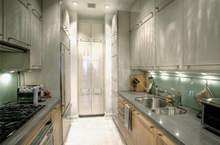 151 East 58th Street apartments for rent Kitchen