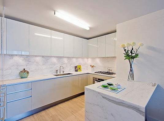 Kitchen of NYC Rental Apartments at 322 West 57th Street