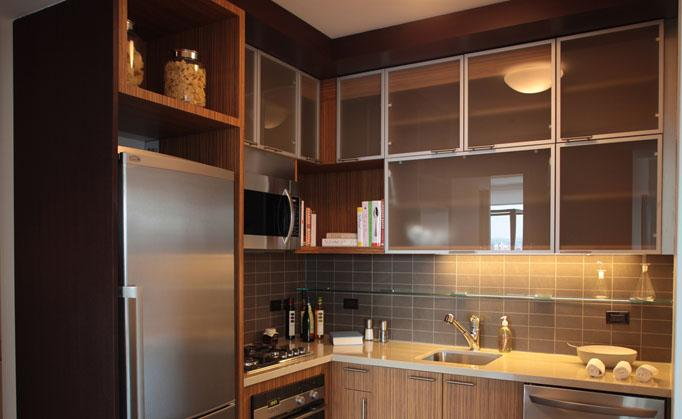 620 West 42nd Street Kitchen - Manhattan Rental Apartments