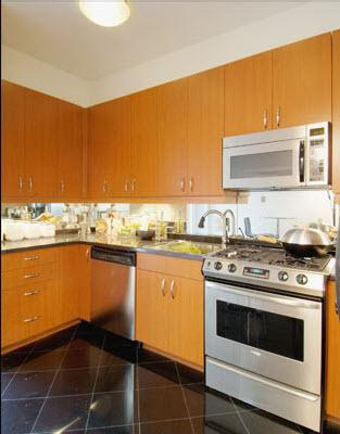 222 East 67th Street Kitchen - NYC Rental Apartments