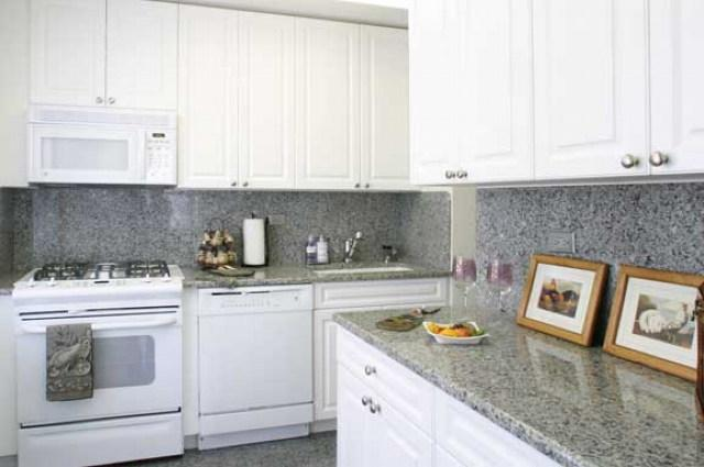 500 East 77th Street Kitchen - NYC Rental Apartments