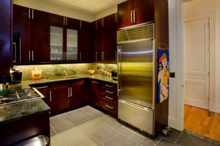Kitchen at The Beekman Regent 351 East 51st Street Manhattan Apartments for rent