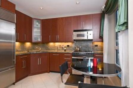 Kitchen at The Beekman Regent 351 East 51st Street NYC Flats