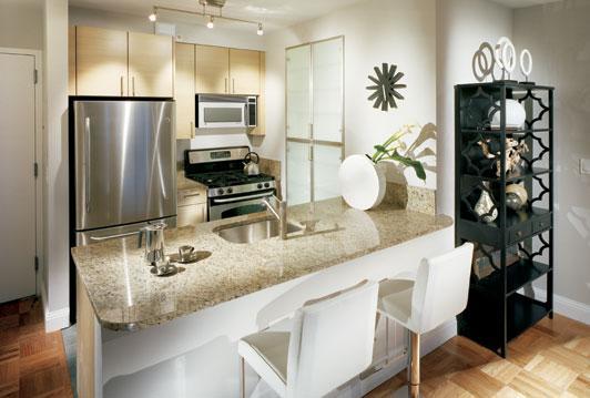 The Epic apartments Kitchen