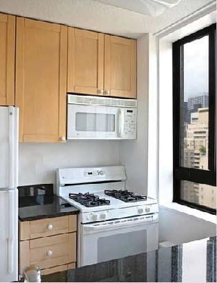 115 East 34th Street Kitchen - NYC Rental Apartments