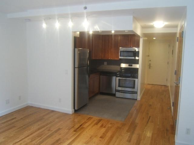 196 Stanton Street Kitchen - Manhattan Rental Apartments