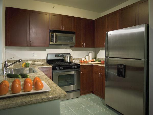 The Verdesian Kitchen - Manhattan Apartments for rent