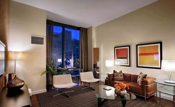 AIRE apartments Living Room