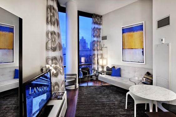 Rental Apartments at 200 West 67th Street Living Room