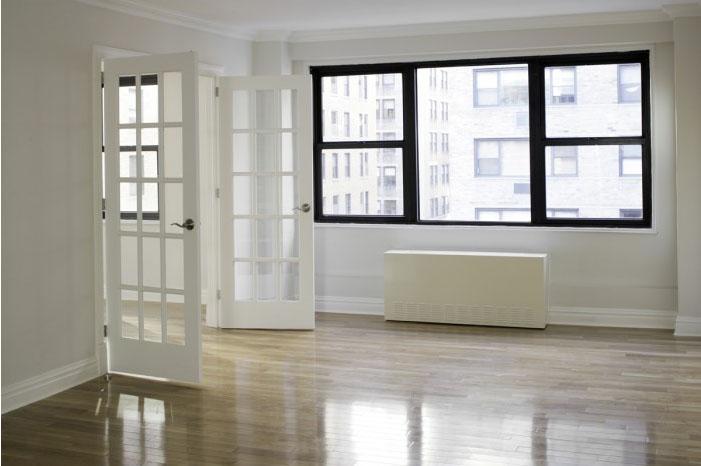Stonehenge 33 rental building Living Room - NYC Flats
