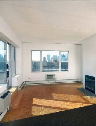 301 Elizbeth Street Living room - NYC Rental Apartments