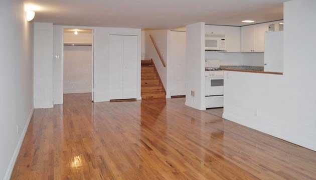 The Archive Living Room - West Village Apartment Rentals