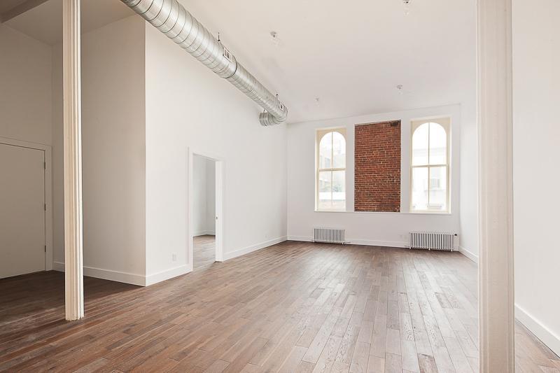 53 Howard Street Living Eoom - NYC Rental Apartments