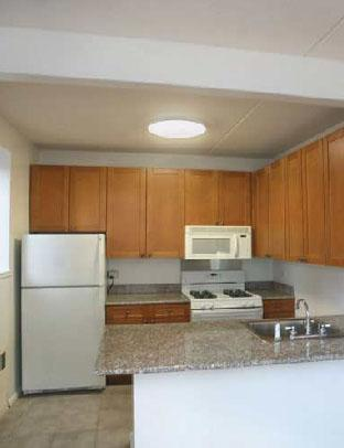 95 Worth Street Kitchen - Manhattan Rental Apartments