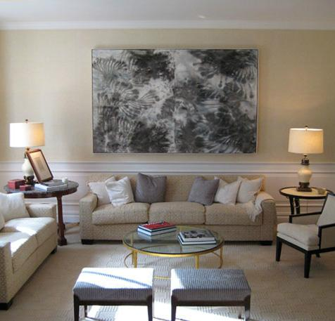 225 West 86th Street Living Room – NYC Rental Apartments