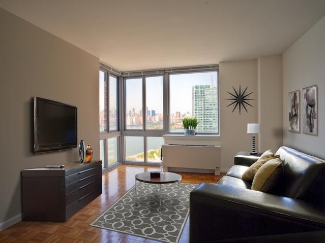 Living Room of 2-01 50th Avenue - Long Island City Apartment Rentals