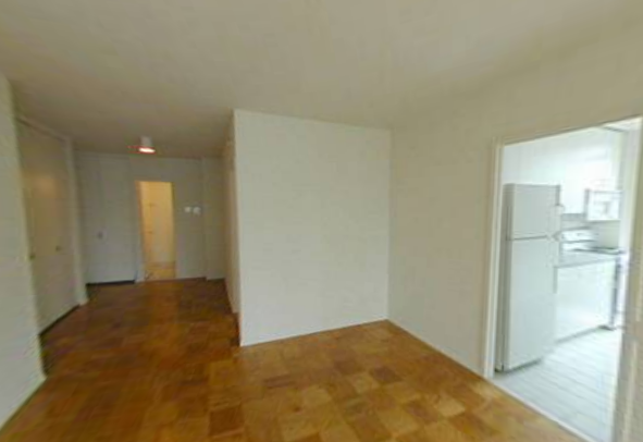 401 East 80th Street Living Room - Manhattan Rental Apartments